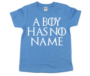 A boy has no name