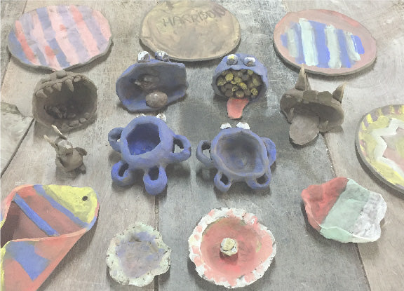 Notes on clay art therapy