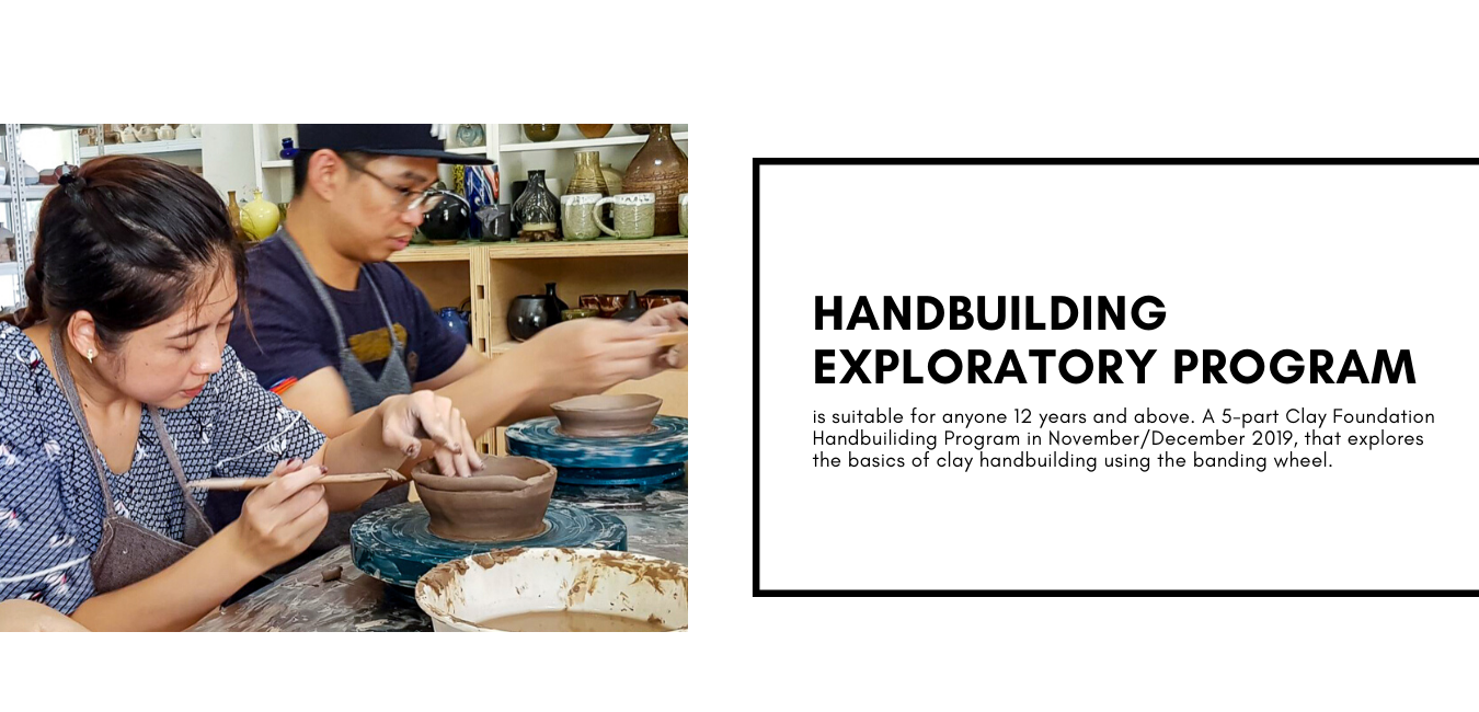 Handbuilding Exploratory Program