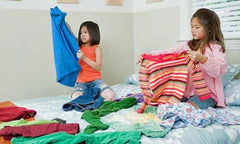Stay home activities for kids household chores