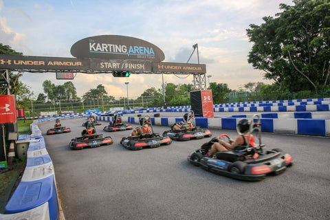 Team building activity - Gokart
