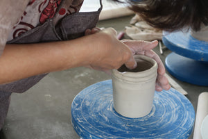 Handbuilding - Experiential Pottery