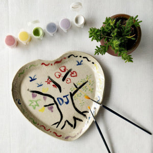 Center Pottery x Cluny Court - Painting Workshop