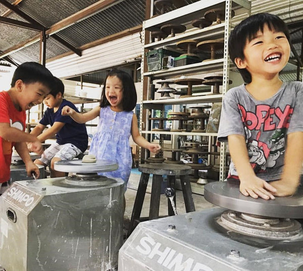 Clay Play Workshop