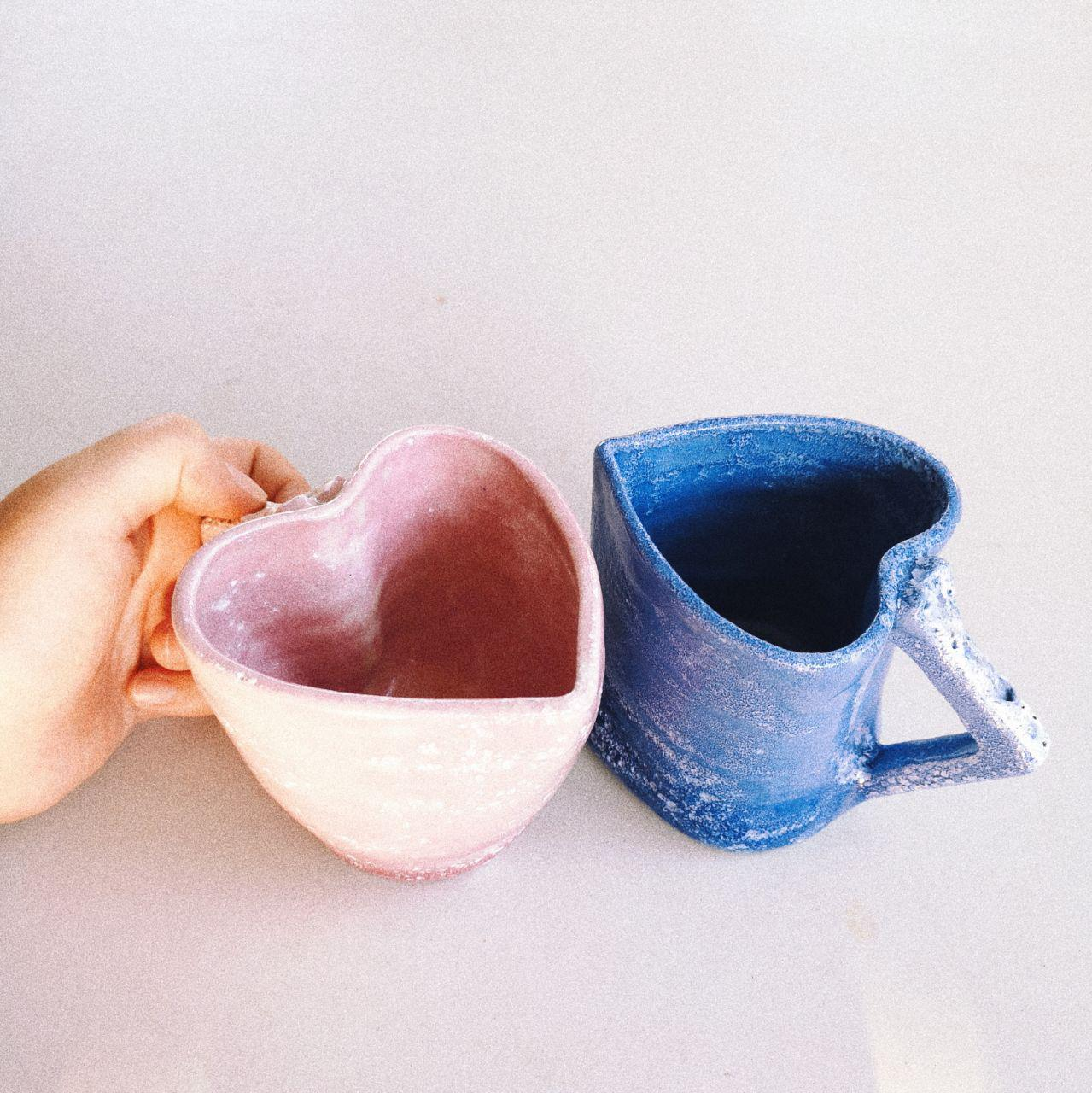 VDay & CNY Themed Handbuilding Pottery Workshop (1- or 2-lessons) - For Children and Adults