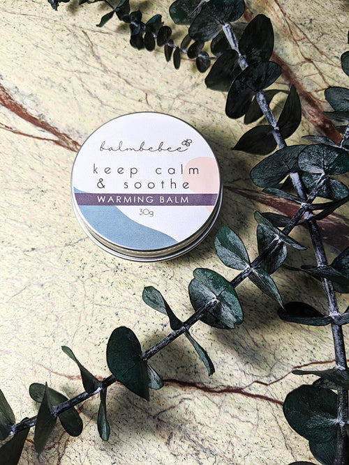 Keep Calm & Soothe Warming Balm