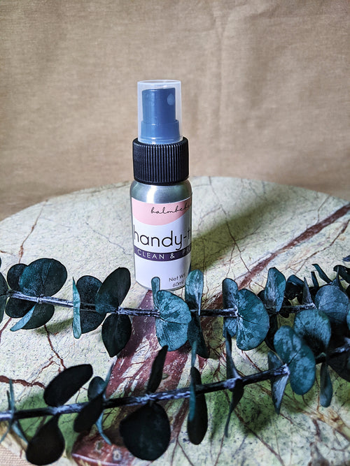 Handy-tizer Spray (Surface, Hand & Body Sanitizer)