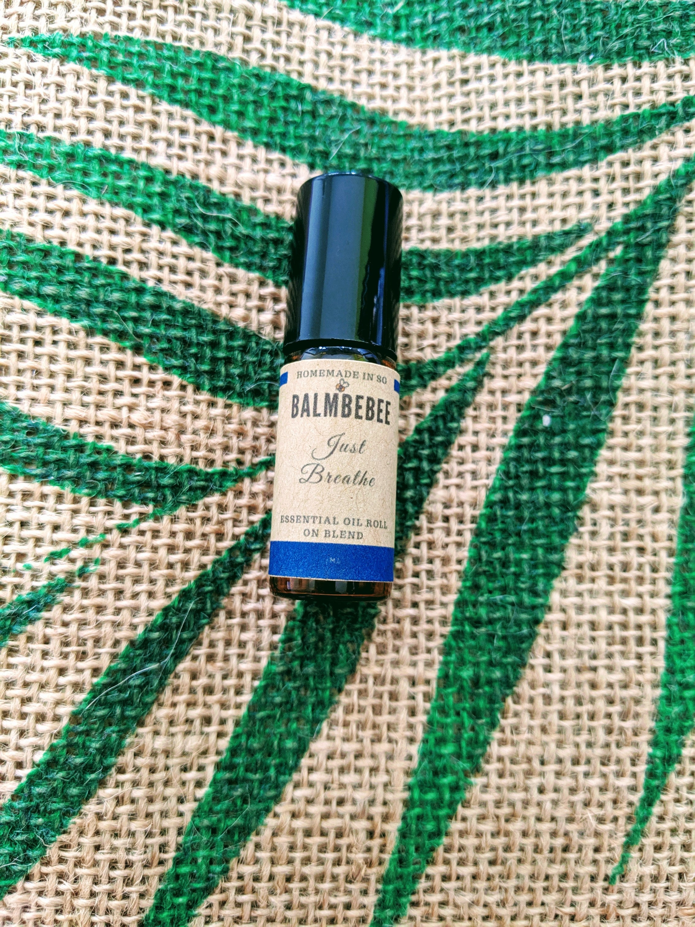 Mini Roll-On Essential Oil Blends