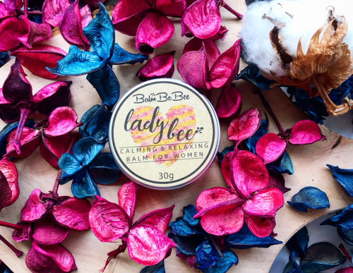 Lady Bee Calming & Relaxing Balm for Women