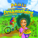 Akiki's Family Vacation in the Drakensberg, South Africa