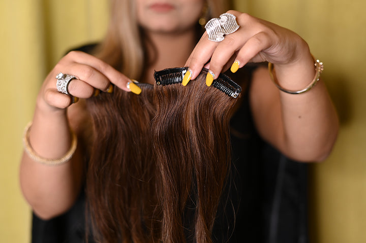 Why Clip in Hair Extensions are the Perfect Accessory?