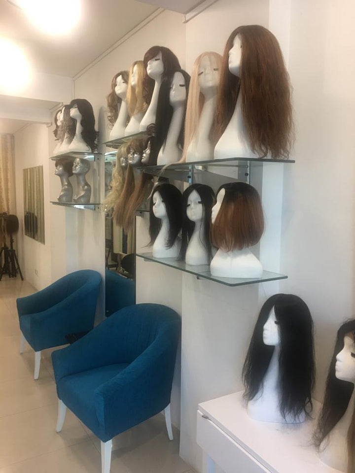 Wigs For Cancer Patients in India - Choosing A Wig Before Chemotherapy