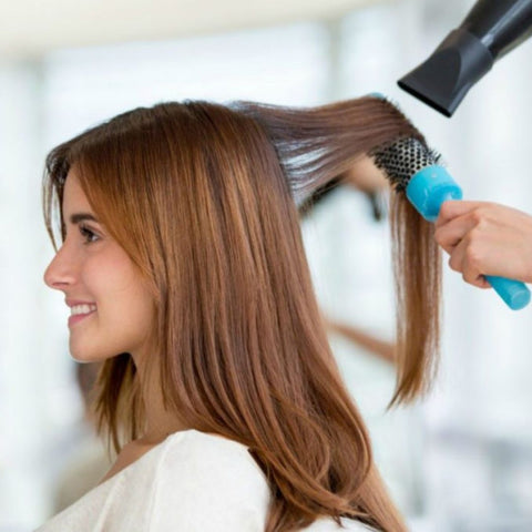 Blow Dry With A Cool Twist