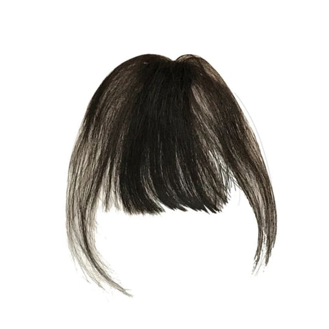 Clip-In Bangs to Experiment With Your Look