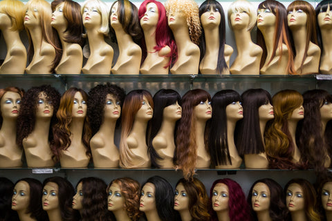 Determining synthetic hair quality is impossible