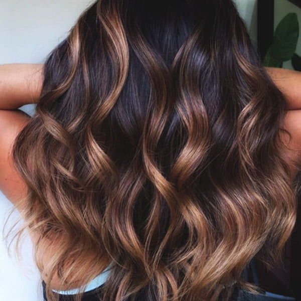 Dry The Clip-In Hair Extensions