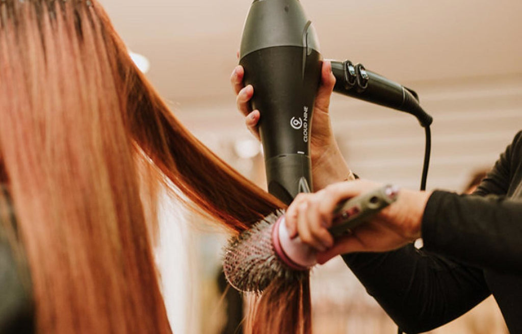 Drying Extensions Require Special Technique