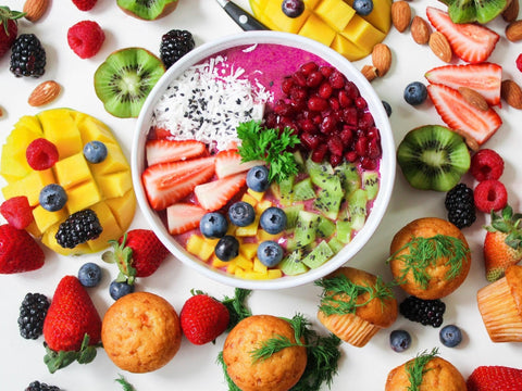 Eat Healthily and Care for Yourself