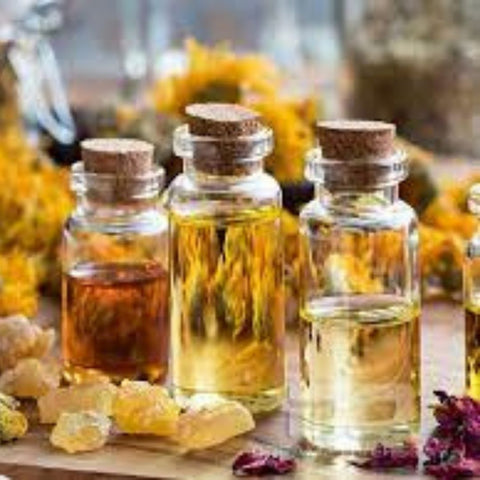 Essential Oils To The Rescue!