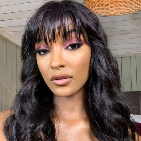 Feathered Bangs For a Gorgeous Look