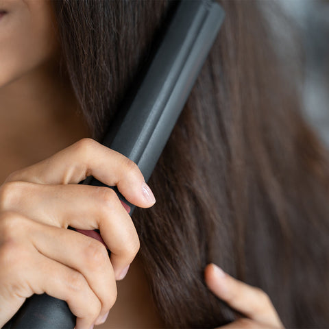 Grab Hair Straightening Products