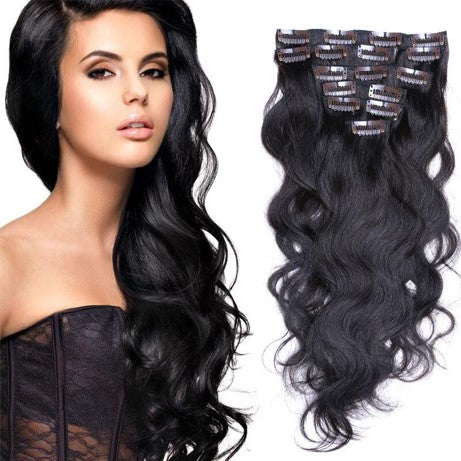 Clip-in hair extensions cost