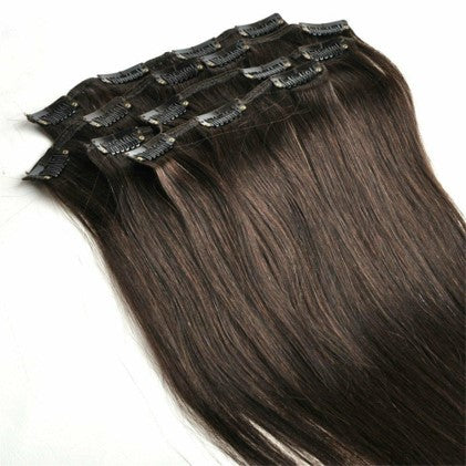 Clip-ins is temporary hair extensions
