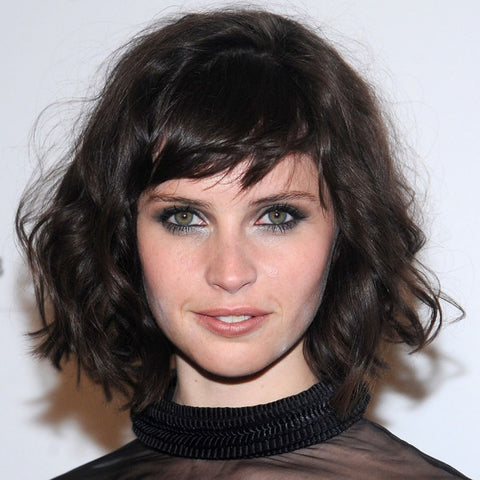 Short Hair Looks Amazing With Bangs