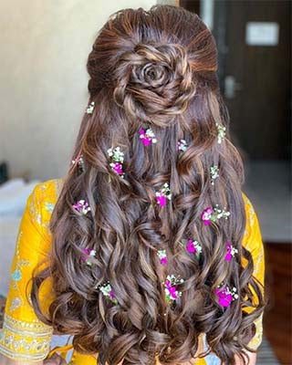 Best Hair Extensions in Delhi India