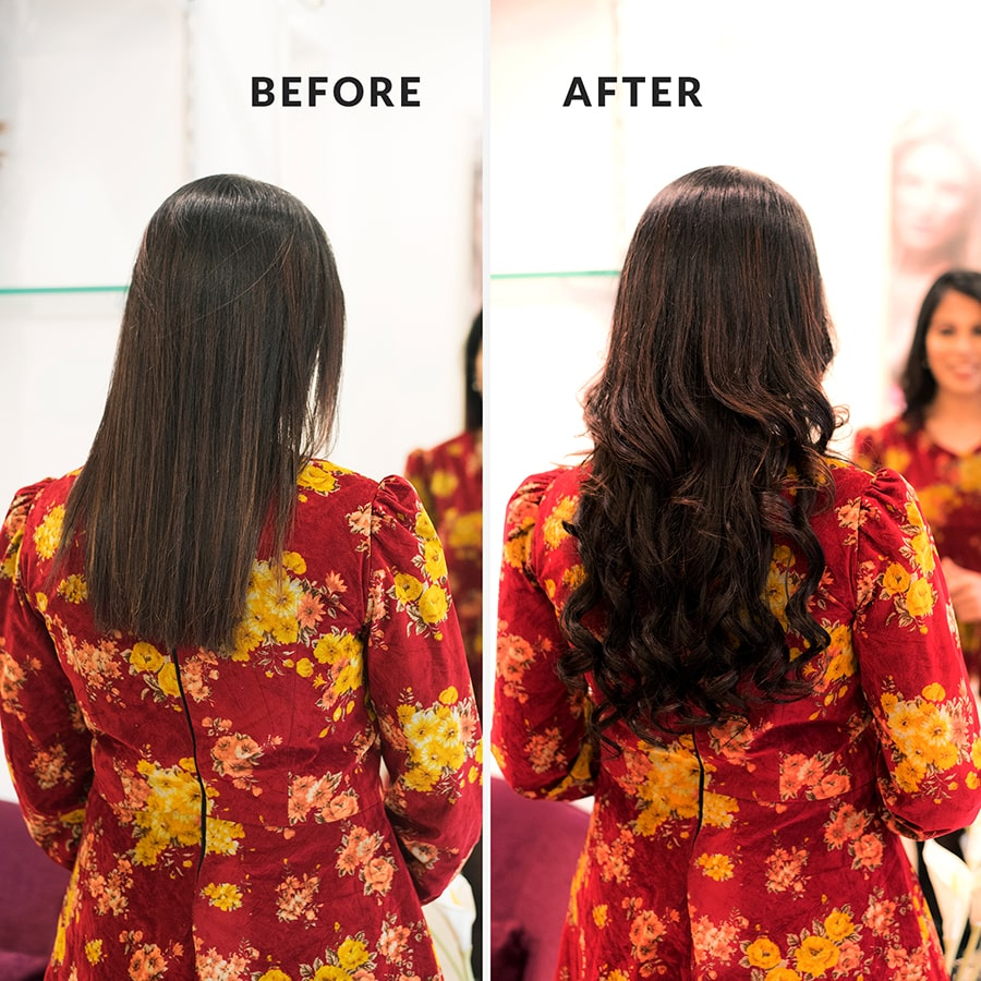Clip in Hair Extensions in Mumbai