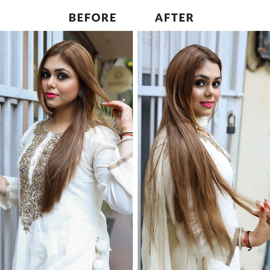 Hair Extensions in Bangalore