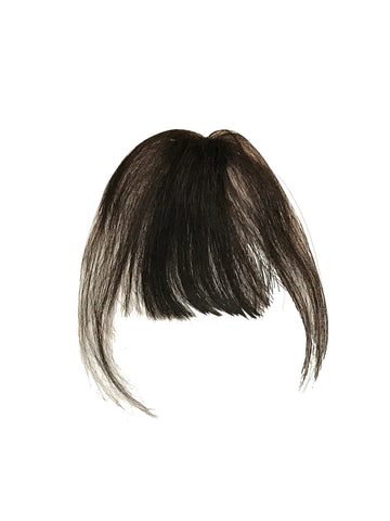 Fringe with side bangs
