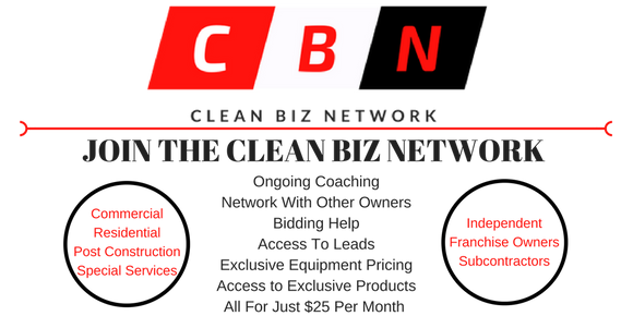 Join Clean Biz Network