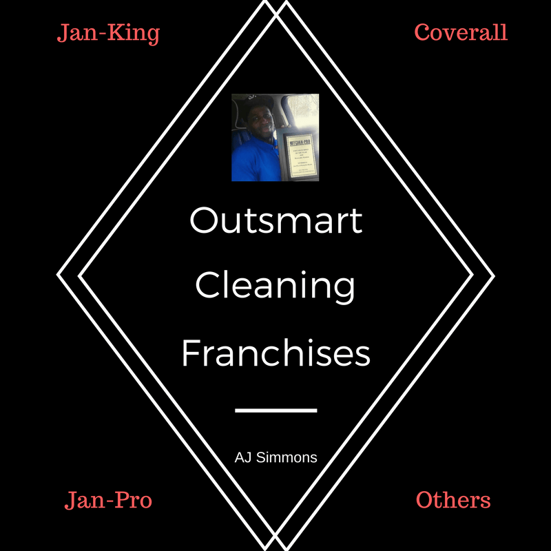 Outsmart The Cleaning Franchises - How To Understand Your Cashflow - AJSimmonsOnline.com