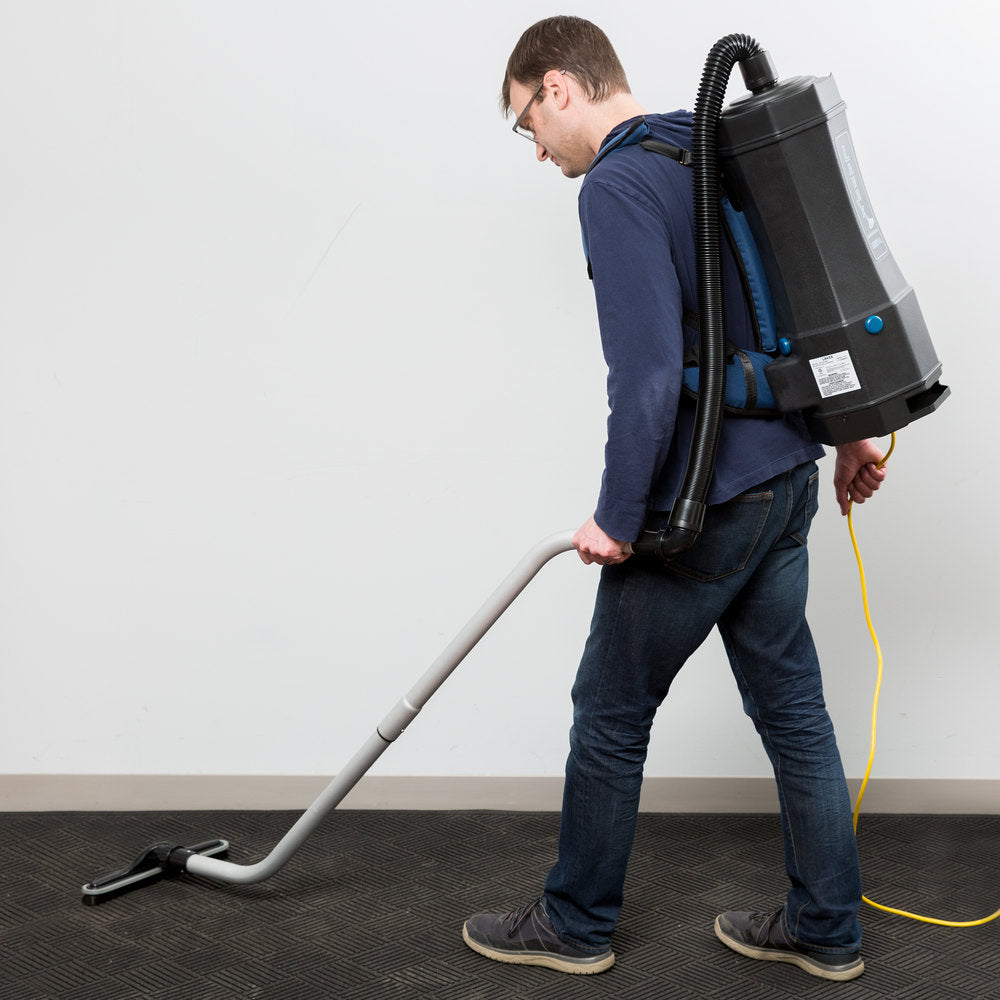 All Black CBN Backpack Vacuum