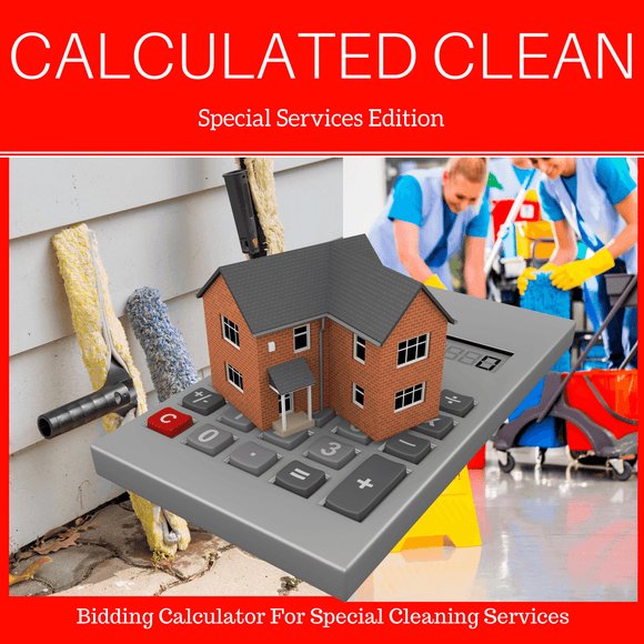 Calculated Clean - Special Services Edition - AJSimmonsOnline.com