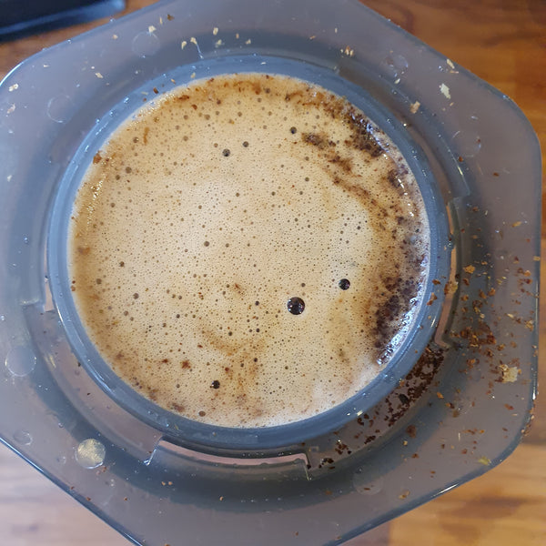 My Experience with the Aeropress