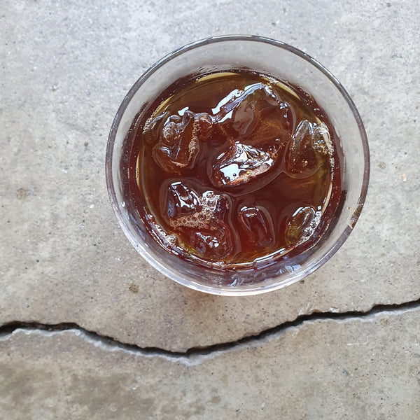 Make cold brew at home with NO fancy equipment