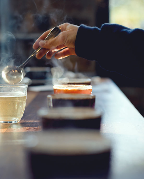 Why do a coffee cupping at home?