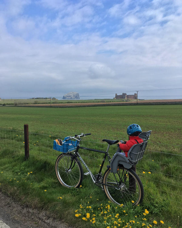 Our Pandemic Year: Cycling with the Bairn