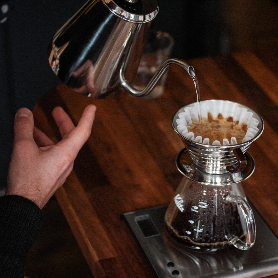 Virtual Brew Class: Kalita Wave Edition + Kalita Starter Pack