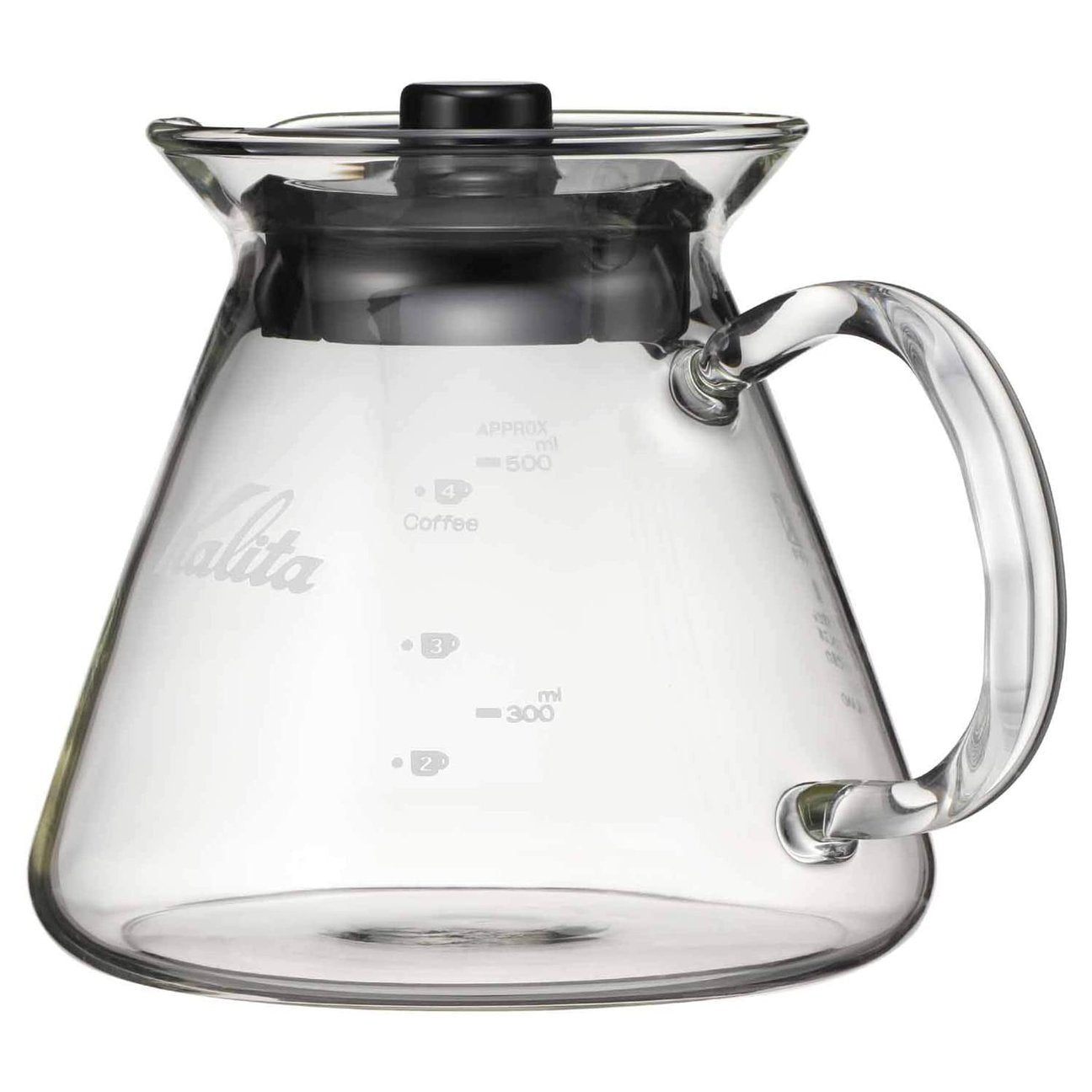 Kalita Glass Server (500ml)