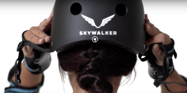 Sky Walker Helmet