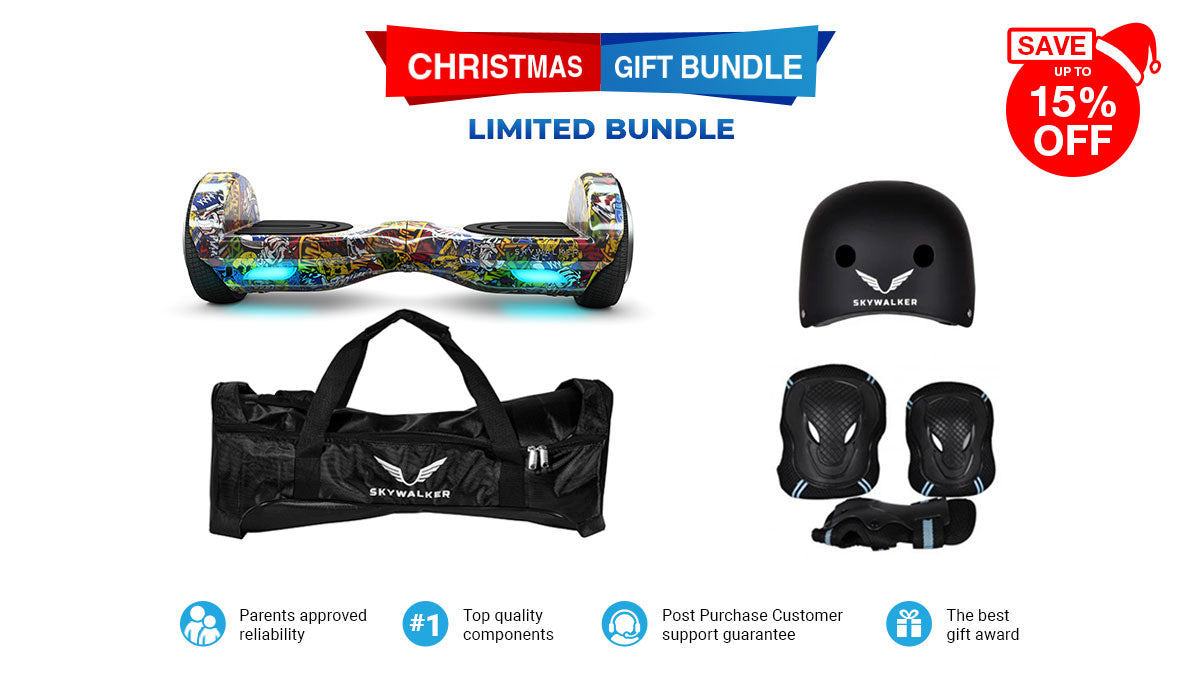 "Graffiti 6.5"" Christmas Bundle"