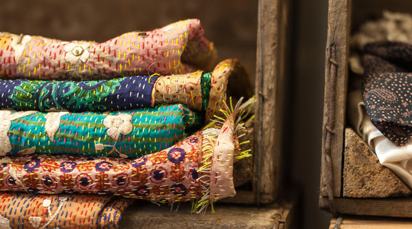 The Story of the Kantha