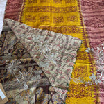 ANDREA ORIENTAL EMBROIDERED KANTHA SCARF