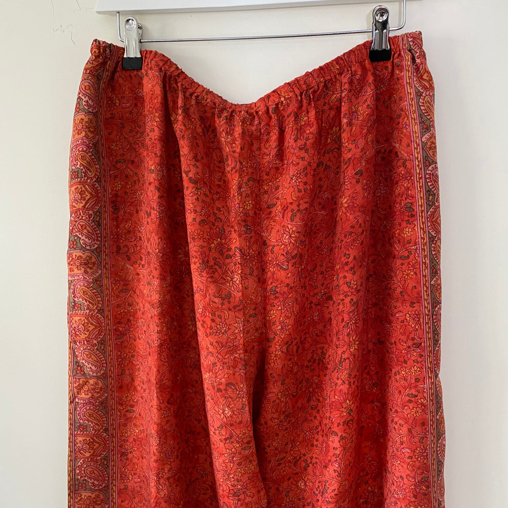 ARIANNA RECYCLED SILK PJ BOTTOMS