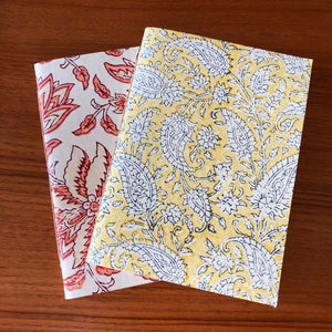 Hand Made Recycled Notebook