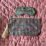 RECYCLED KANTHA TRAVEL BAG AND EYE MASK (10)
