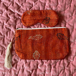 RECYCLED KANTHA TRAVEL BAG AND EYE MASK (3)